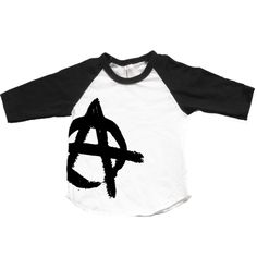 Every t-shirt tells a story. This one says: Anarchy. No kid has ever looked so cool in a t-shirt. Lil Poopie Nation knows that kids clothing doesn't have to be boring. Get a t-shirt for the cool kids in your life and enjoy.