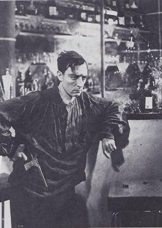 Buster Keaton画像bot on