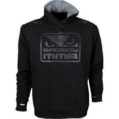 Bad Boy MMA Training Hoodie – Black – L