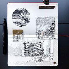 Conceptual Architecture, Detail, Fun, Instagram, Drawings, Ideas, Sketch, Concept Architecture, Hilarious