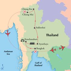 15 Day Tour of Thailand with River Kwai and Flights | Gate 1 Travel - More the World For Less!