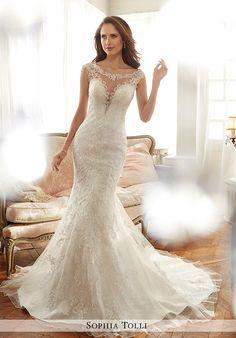 Sophia Tolli Y11704 Mimi Mermaid Wedding Dress