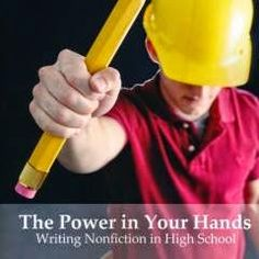 Creative writing curriculum for high school