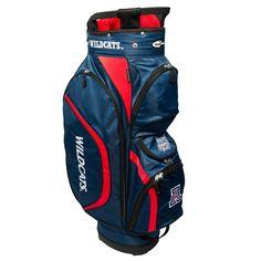 Arizona Wildcats Clubhouse Golf Cart Bag