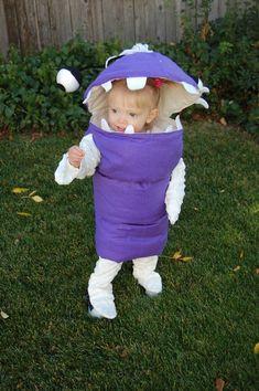 Monsters, Inc costume!