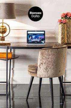 Speels en stijlvol, Bureau Dalton brown emperador is geschikt voor een kantoorruimte met huiselijk gevoel. #richmondinteriors #bureau #sohome #sfeervolwonen #stijlvolwonen #interiorchic #industrieelwonen #woonmusthave #interiorwarrior #bohemianinterior #interior_delux #interior_and_living #interior4you #instaliving #roomdeco #homesweethome #woonkamer #livingroom #zithoek #interiorstyled #interior4all #interiorinspo #interior4you #interiorloving_ #interiør #passion4interior #interiorandhome Gold Lamp Shades, Console Table, Table Lamp, Richmond Interiors, Decorative Spheres, Centre Pieces, Home Office Desks, The Ordinary, Designer