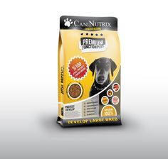 food packaging design | Packaging Design Dog Food CaniNutrix by ...