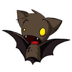 cute bat cartoon | Cute bat photo bat.png
