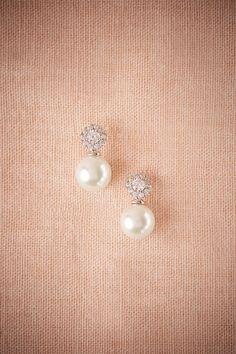 Witt Drop Earrings from @BHLDN #BridalJewelry