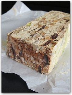 Artisanal French Nougat. Slow Food Market 2012, Zürich, Switzerland  Delicious!!    #chatwrks @canapes45 @Chatterworks