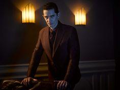 James Frain as Theo Galavan in #Gotham Season 2