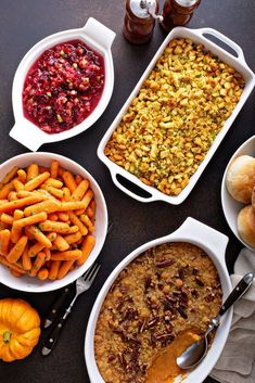 If you're looking to cook up an unforgettable feast that will please even the pickiest palates this holiday, remember it's all about what you serve on the side. 🍽️ Let's admit it: some Thanksgiving side dishes are so mouthwateringly good that it's tempting to skip the turkey altogether. 😋 While grandma's recipe box might be the go-to for classic crowd-pleasers year after year, adding a few updated favorites to the menu will take your table to the next level this Thanksgiving. 🦃 Thanksgiving Side Dishes, Roasted Sweet Potatoes, Side Dish Recipes, Recipe Box, Food Dishes, Crowd, Turkey, Menu, Stuffed Peppers
