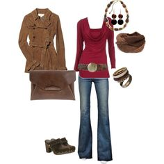 """""""Fall Comfort"""" by naira-aponi on Polyvore"""