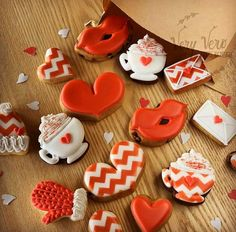 Appealing Valentine Cookies That Will Make your Home Smell Lovely - The Wonder Cottage Valentines Day Cookies, Valentines Day Party, Valentine's Day Sugar Cookies, Biscuits, House Smells, Make It Yourself, Desserts, Food, Decor Ideas