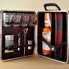 Portable Travel Bar Set