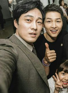 So ji sub and song joong ki ❤❤