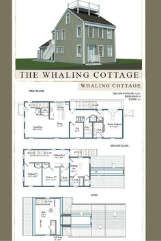 The Whaling Cottage