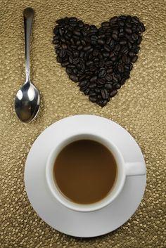 Shine Beauty Beacon: Hot Nail Art: Morning Coffee Manis