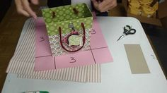 OLD Video but great way to make gift bags from Stampin' Up! Designer Series Paper!