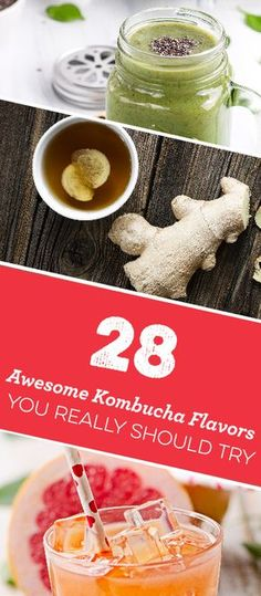 28 Awesome Kombucha Flavors You Should Try! + Flavoring Tutorial | Cultures for Health