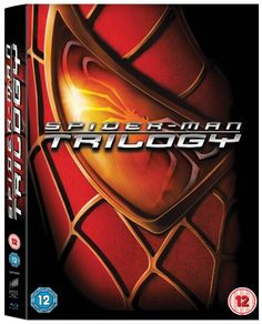 Must See Spider Man Trilogy Blu Ray James Franco Dvd
