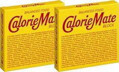 Amazon.com : Otsuka Calorie Mate Balanced Food Chocolate 2.82oz/80g (2pack) : Grocery & Gourmet Food