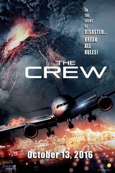 The Crew AKA Flight Crew (2017) Hindi Dubbed [WEBRip]