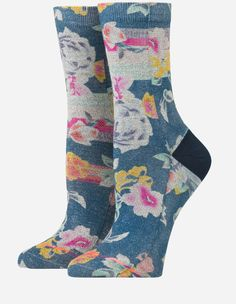 Stance - W' Hermosa Socks blue
