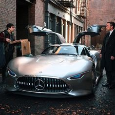 "5,411 Likes, 5 Comments - Thisis MansWorld (@thisisamans.magazine) on Instagram: ""How about this Mercedes via @thisisamans.world"""