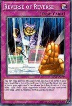 yugioh reverse of reverse Yugioh Trap Cards, Funny Yugioh Cards, Uno Memes, Dankest Memes, Jokes, Pokemon Card Memes, Meme Gifs, Uno Cards, Response Memes