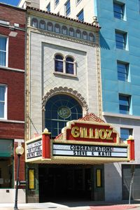 Gillioz theatre--Route 66: A Discover Our Shared Heritage Travel Itinerary  Springfield, Missouri