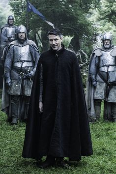 Petyr Baelish, Back to the Eyrie, to convince the son of Lysa Arryn, Robin Ayrrn, to rescue his cousin Sansa Stark