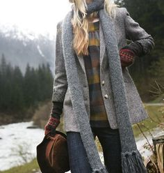 Love this outfit! Love this whole outfit! Look Fashion, Fashion Outfits, Fashion Models, Womens Fashion, A Well Traveled Woman, Looks Vintage, Autumn Winter Fashion, Winter Wear, Fall Winter