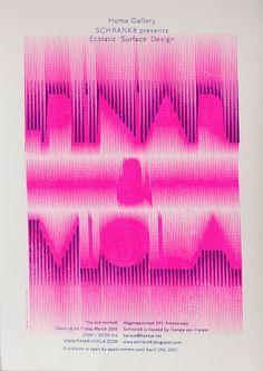 Poster - Schrank8 presents Pinar&Viola - www.hansje.net