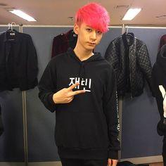 [170109] JAEBIN    Source: Seventeenth Korea (Facebook)    #VARSITY #JAEBIN