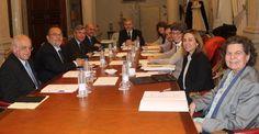 Constituida la Comisión Ejecutiva del V Centenario