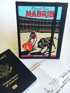 Gili Witch Flying In The Night Travel Passport /& Document Organizer Zipper Case