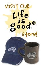 Life is good Jeep Clothing because my LIFE WOULD BEE GREAT - IN A JEEP WRANGLER!