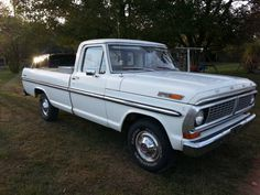 1970 Ford F100, 351 v8, auto, manual brakes and steering, 92k original miles, truck was bought new in arab Alabama, excellent condition, all original, dual exhaust, new tires. call or text anytime...