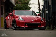 370z is on that low life