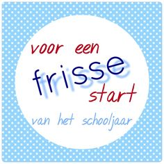 First Day School, Back 2 School, Learn Dutch, Blended Learning, English Lessons, My Teacher, Primary School, Social Skills, Psychology