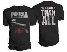 Pantera (Vulgar Display) T-Shirt