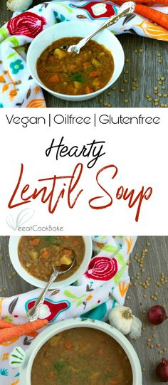 vegan lentil Soup | Hearty Soup | Vegan Soup | Quick Dinner | Lunch | vegan recipes | soup recipes | dairyfree | plantbaseddiet | oilfree recipes | glutenfree | wholesome | wholefoods plantbased #souprecipes #plantbaseddiet #veganrecipes #vegandinner #dinnerrecipes #lunchrecipes #dairyfree #oilfree