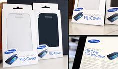 Fundas Flip Cover Samsung Galaxy S4