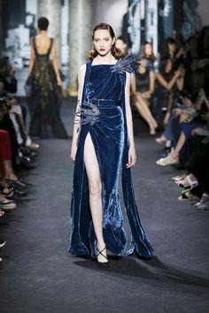This is what I'm loving, retro glamour - Elie Saab