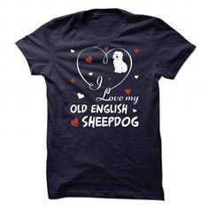 Old English Sheepdog T Shirts, Hoodies. Check price ==► https://www.sunfrog.com/Pets/Old-English-Sheepdog-111034160-Guys.html?41382 $23