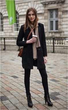 Image result for street style winter