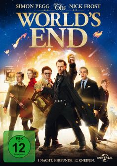 Broken Lullaby's Review: Filmrezension: The World's End