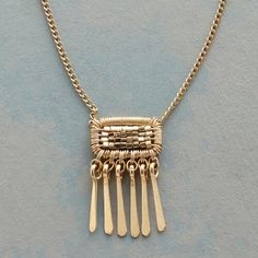 Dana Kellin Beaded Pendant Necklace                                              | Robert Redford's Sundance Catalog