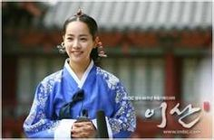 Yi San, Wind in the Palace ♥ Seong Song-yeon, royal consort robe and San's great love, played by Han Ji-min #Kdrama 2007